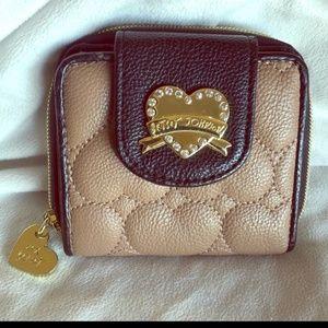 Cute little betsy Johnson wallet